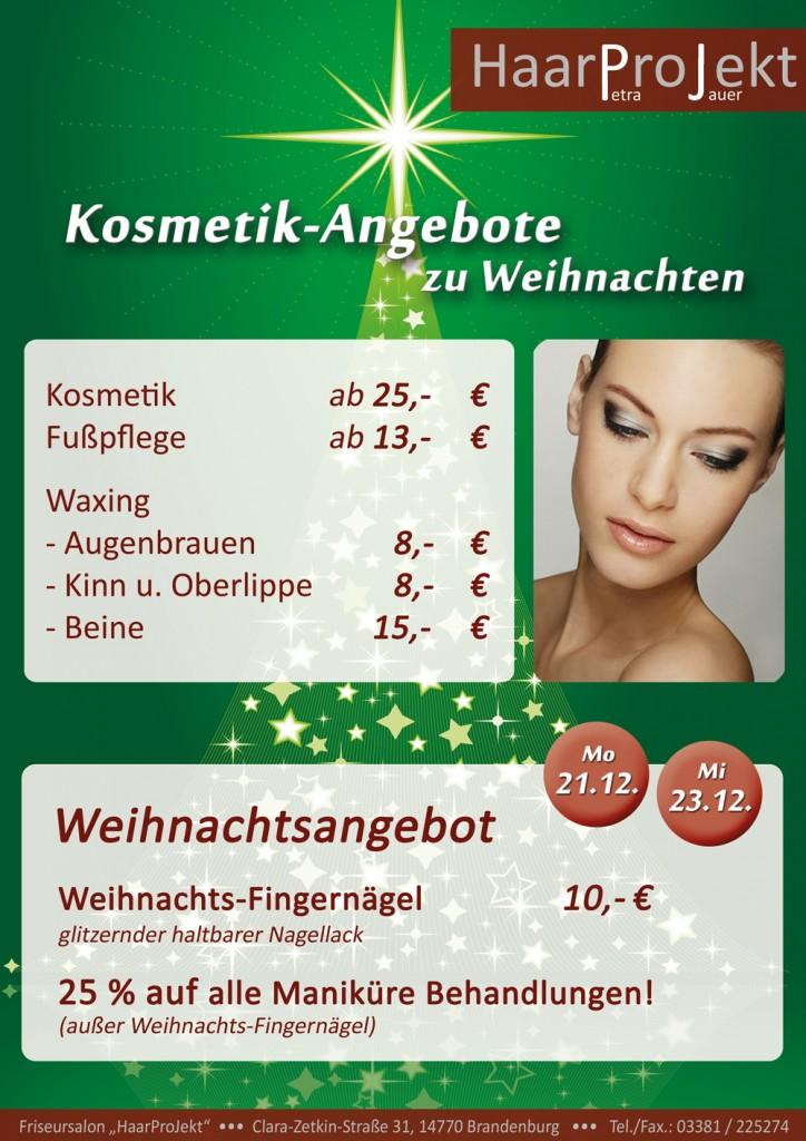 Kosmetik Angebote